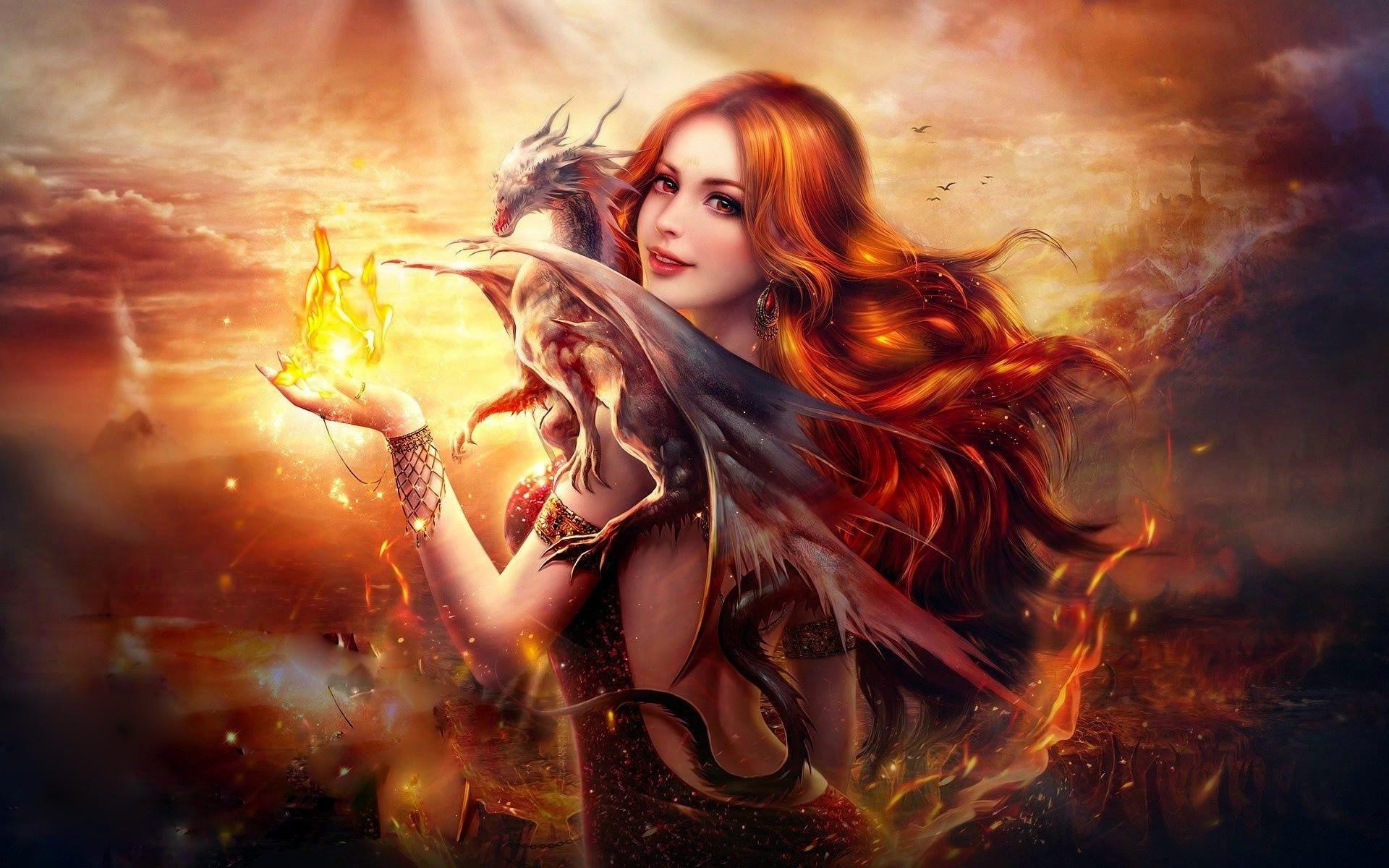 fantasy-beauty-lady-wide-wallpaper